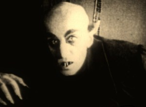Nosferatu - he has eyebrows but my teeth are nicer :-)Credit: fanpop.com