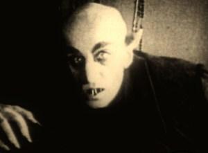 Nosferatu - he has eyebrows but my teeth are nicer :-)Credit: fanpop.com