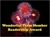 team-member award