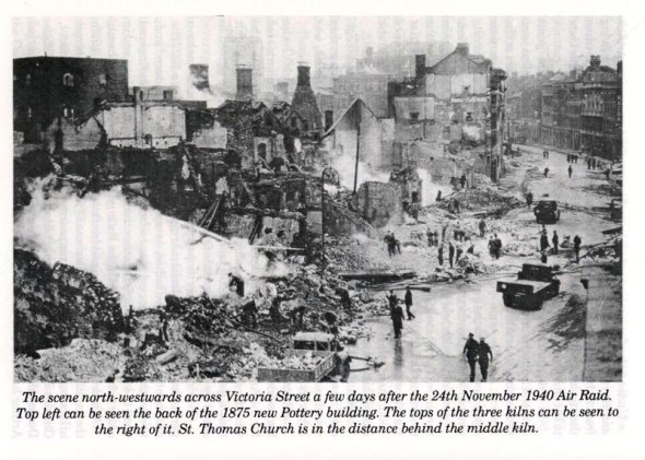 Bristol in the Blitz