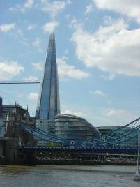 The Shard & City Hall